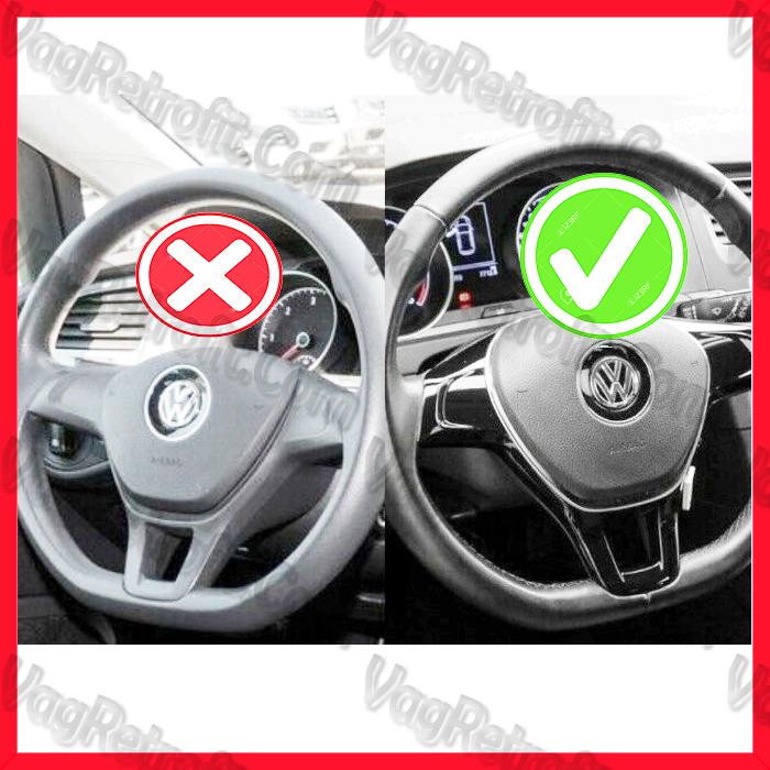 Poza 2 - KIT Montaj Comenzi Volan VW Golf 7 VII VW Passat B8 VW Arteon T Roc