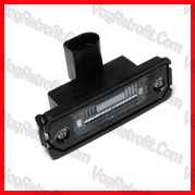 Poza - Lampa Numar Inmatriculare VW Golf 4 IV / Polo 9N / Lupo / New Beetle