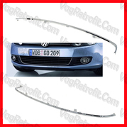 Poza - Ornament Cromat Bara Fata Vw Golf 6 VI