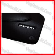 Poza - Set 2 Covorase Fata Textile Cu Logo VW Passat B6 3C Passat B7