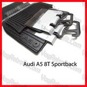 Poza - Set 4 Covorase Cauciuc Fata Spate Audi A5 8T Sportback