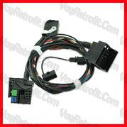 Poza 2 - Set Cablaj Pentru Modulul Bluetooth VW / Seat / Skoda Plug & Play