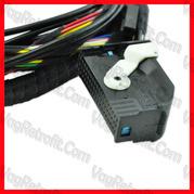 Poza 5 - Set Cablaj Pentru Modulul Bluetooth VW / Seat / Skoda Plug & Play