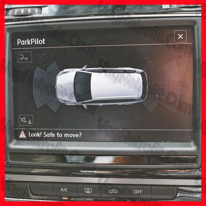 Poza 3 - SET Senzori Parcare Fata Spate VW Golf 7 VII Passat B8 3G  Skoda Octavia 3