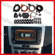 Poza - Set Senzori Parcare Park Pilot OPS Fata + Spate VW Passat B6 3C B7 CC