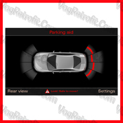 Poza 2 - SET Senzori Parcare Park Pilot OPS Spate Audi A4 B8 8K Audi A5 8T