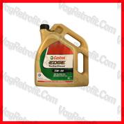 Poza - Ulei Motor Castrol Edge Turbo Diesel 5w40 5L