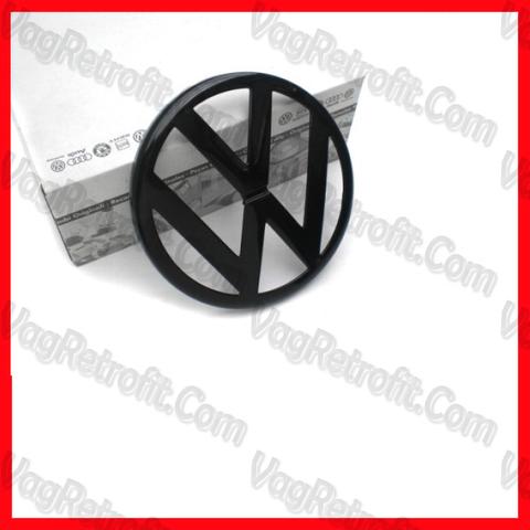 emblema grila radiator vw golf 4 iv. Black Bedroom Furniture Sets. Home Design Ideas